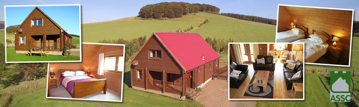 The New Farmhouse Self Catering in the Scottish Borders